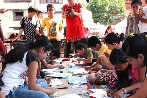 Scope Children Drawing Competition